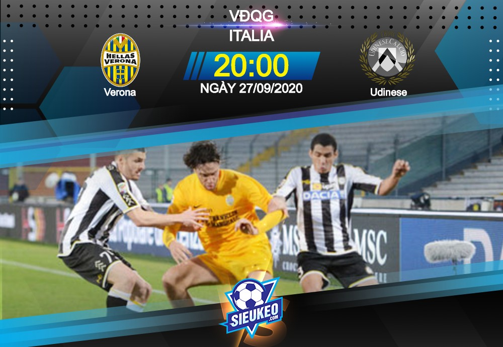 Video Clip Highlights: Verona vs Udinese – SERIE A – ITALY 20-21