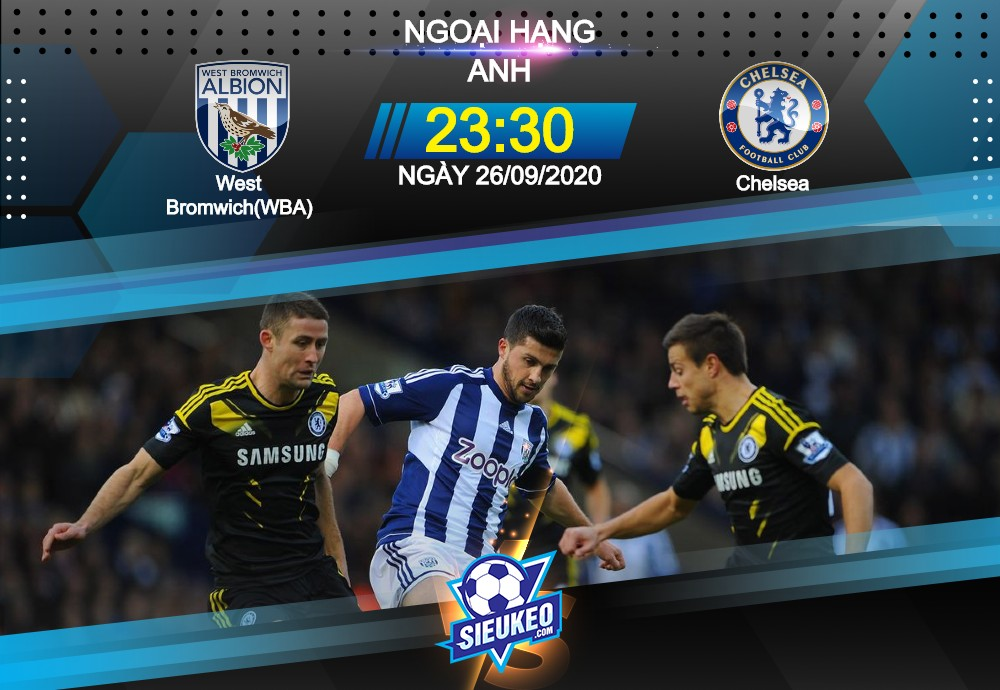 Video Clip Highlights: West Brom vs Chelsea – PREMIER LEAGUE – ANH 20-21