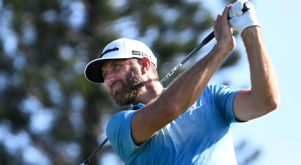 Dustin Johnson lại thắng Saudi International