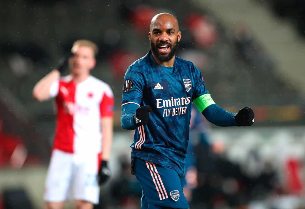 Arsenal thắng tưng bừng ở Europa League