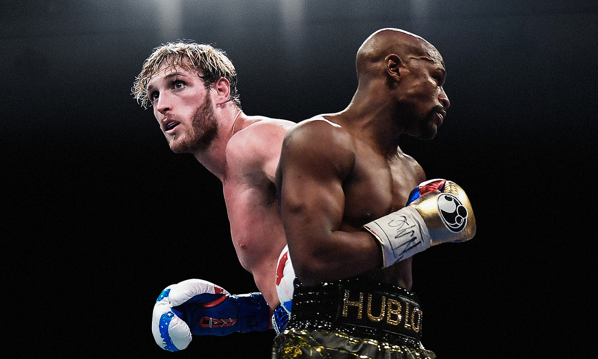 Youtuber Mỹ tin sẽ hạ knock-out Mayweather